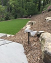 artifical turf residential landscape architecture