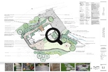 clegg landscape architecture residential plan